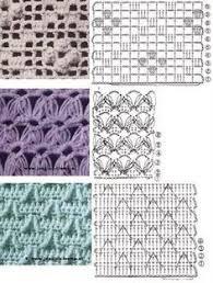 pattern of crochet stitches 1b87cdfd18f6c56a05be678a496e2a01 jpg 465 960 pixeles crochet chart