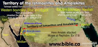 the exodus route a scriptural proof with the witness of history
