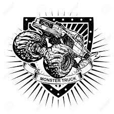 100 bigfoot monster truck logo eric swanson monster trucks