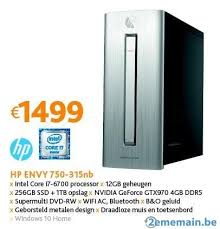 ordinateur de bureau hp i7 pc de bureau hp i7 gamer neuf carte graphique nvidia gtx 970 a