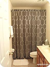 Fabric Shower Curtains With Valance Designer Fabric Shower Curtains Extra Long Best Elegant Ideas On