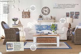 Beach Decor Furniture Coastal Interior Decorating