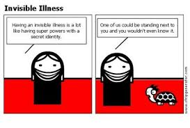 Invisible Illness Meme - chronic illness lupusranting