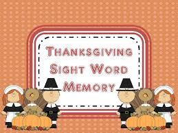 memory 1st grade sight words teacherlingo