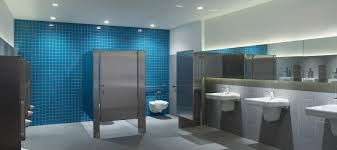 stainless taps as well as cool ceiling bathroom lighting design