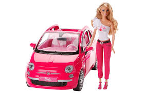 barbie toy cars sears sears barbie with her fiat car 16 99 redflagdeals com