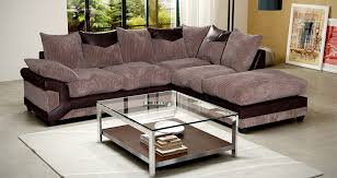 cheap sofa interesting two tone sectional sofa also cheap leather corner sofas