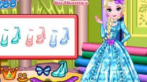 elsa u0027s prom dress design play the game online