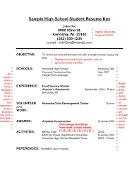 How Do You Write A Resume For A Job by University Internship Resume Sample How To Write An Application