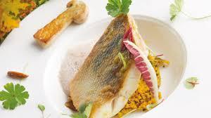 cuisiner le sandre dos de sandre de nos lacs émulsion pécan érable arts gastronomie