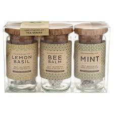 eco seed starter kit tea series u2013 modernsprout