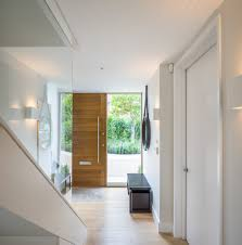 contemporary entrance hall design entry contemporary with hallway