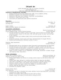 volunteer resume template volunteer resume template