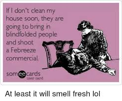 Clean My House 25 Best Memes About Febreeze Commercial Febreeze Commercial