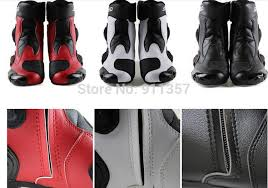 waterproof motocross boots size 40 41 42 43 44 45 pro biker mens waterproof motorcycle shoes