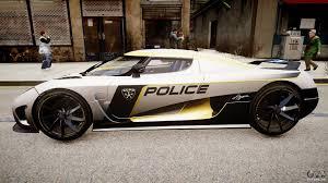 koenigsegg prototype koenigsegg agera police 2013 for gta 4