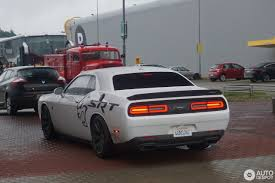 Dodge Challenger Srt 8 Hellcat 2017 1 November 2017 Autogespot