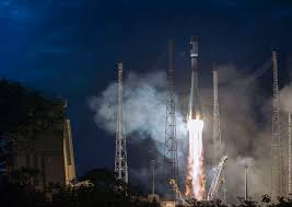 two new satellites join europe u0027s fledgling navigation network