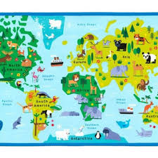 africa map fabric light blue fabric with world map elephant animal by timeless