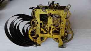 Mantel Clocks Antique Ansonia Spare Clock Parts For Antique And Vintage Repair Or