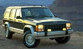 jeep grand xj curbside 1995 jeep grand orvis edition