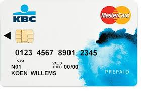 online prepaid credit card credit card for students kbc banking insurance