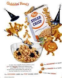 Vintage Halloween Ads Booksteve U0027s Library More Vintage Cereal Ads 1940s 1970s