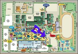 State Fair Map by Tulsa State Fair 2 Works For You Tulsa Ok Kjrh Nbc