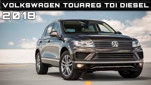 volkswagen touareg interior 2018 vw touareg tdi exterior and interior review car 2018 2019