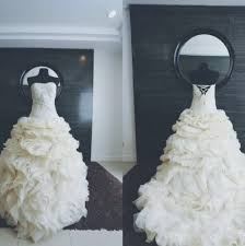 preloved wedding dresses preloved wedding dress preloved women s fashion clothes on carousell