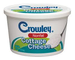 non dairy cottage cheese crowley foods皰 nonfat cottage cheese
