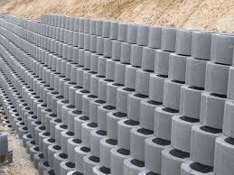 concrete garden wall blocks google search gardening