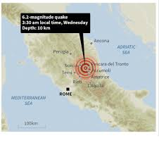 Norcia Italy Map by Why Is Italy So Prone To Earthquakes Cnrs News