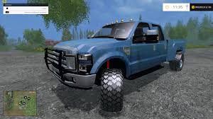 truck ford blue f350 ford diesel blue wheels ls15mods com biggest portal
