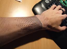 tribal tattoos for men on wrist 2015