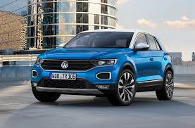 vw t roc revealed news photos specs prices by car magazine