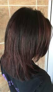 how to get cherry coke hair color cherry cola brunette lauren caleb
