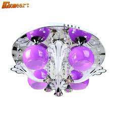 luminaire chambre fille luminaire violet hghomeart modern led ceiling ls