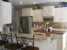kitchen distressed white kitchen cabinets annie sloan old white