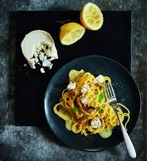 limoner cuisine weekend recipe pasta al limone edition magazine