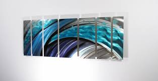 Modern Wall Art Large Metal Wall Art Dv8 Studio