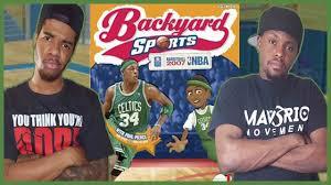 backyard sports basketball gba week images on stunning backyard