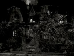 pictures of cartoon haunted houses haunted house gif gifs show more gifs