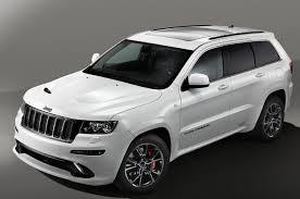 jeep srt 2015 white september 2012