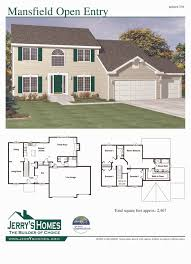 1300 Square Foot Floor Plans by Two Story House Plans Ontario Home Act