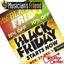 guitarcenter black friday black friday deals at musician u0027s friend guitar center misc