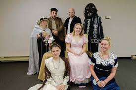 The Social Cast by New Take On A Tale As Old As Time Winnipeg Free Press