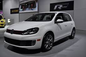 black volkswagen gti volkswagen debuts limited edition gti models in chicago