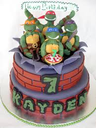 tmnt cake topper mutant turtles birthday cake toppers birthday cake