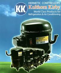 kulthorn kirby compressor refrigerator condensor compressor